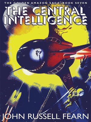 cover image of The Central Intelligence