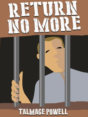 cover image of Return No More