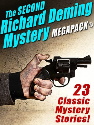 cover image of The Second Richard Deming Mystery