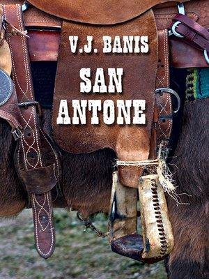 cover image of San Antone