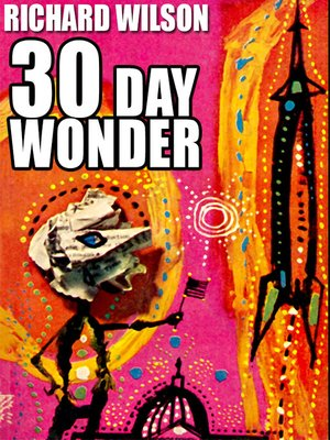 cover image of 30 Day Wonder