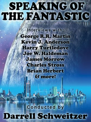 cover image of Speaking of the Fantastic III