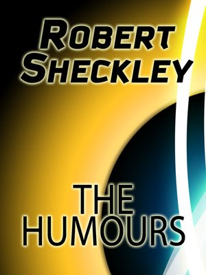 cover image of The Humours
