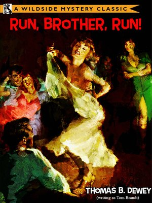 cover image of Run, Brother, Run!
