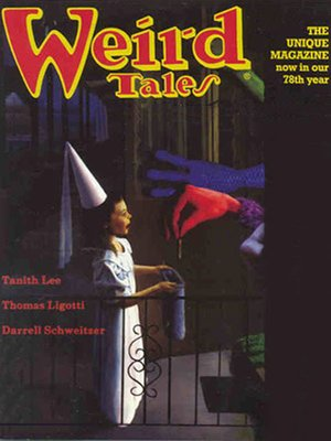 cover image of Weird Tales, Volume 325