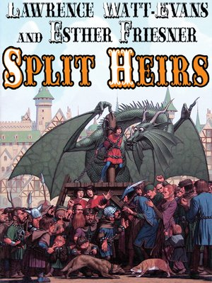 cover image of Split Heirs