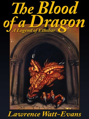 cover image of The Blood of a Dragon
