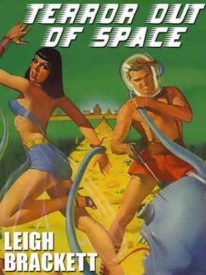 cover image of Terror Out of Space
