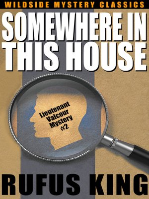 cover image of Somewhere in This House