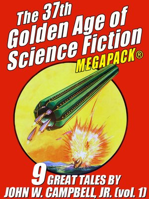 cover image of The 37th Golden Age of Science Fiction MEGAPACK