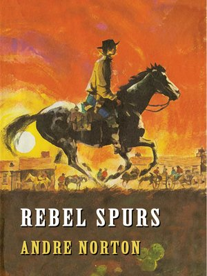 cover image of Rebel Spurs