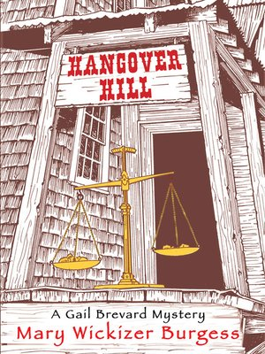 cover image of Hangover Hill