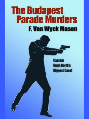 cover image of The Budapest Parade Murders