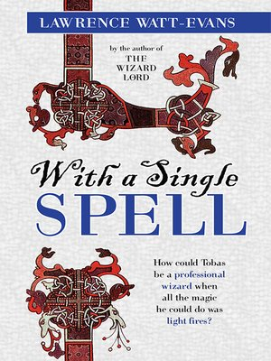 cover image of With a Single Spell