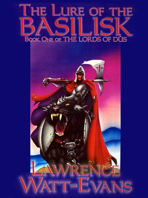 cover image of The Lure of the Basilisk