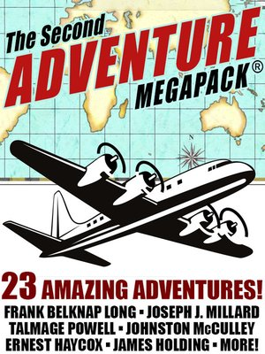 cover image of The Second Adventure MEGAPACK