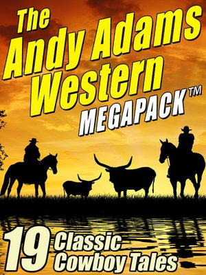 cover image of The Andy Adams Western Megapack