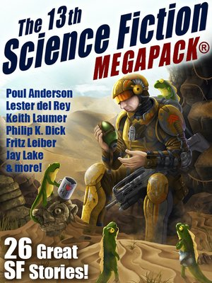 cover image of The 13th Science Fiction