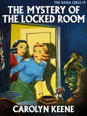 cover image of The Mystery of the Locked Room