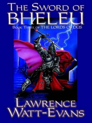cover image of The Sword of Bheleu