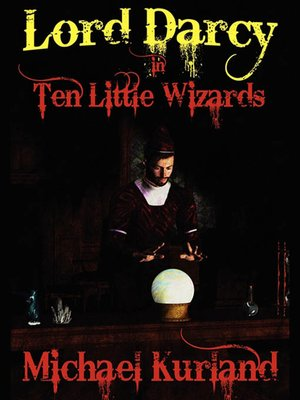 cover image of Ten Little Wizards