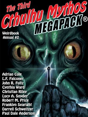 cover image of Weirdbook Annual #2