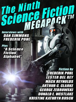 cover image of The Ninth Science Fiction Megapack
