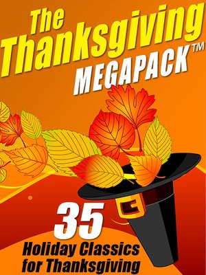 cover image of The Thanksgiving Megapack