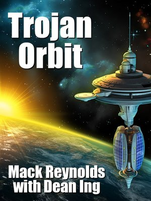 cover image of Trojan Orbit
