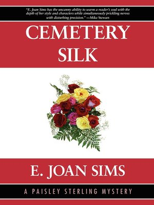 cover image of Cemetery Silk