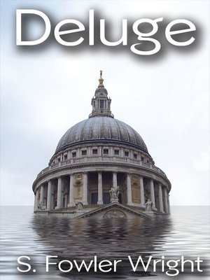 cover image of Deluge: A Novel of Global Warming