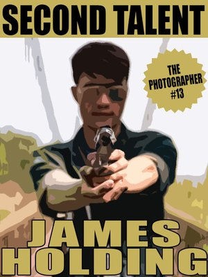 cover image of The Photographer and the Unknown Victim