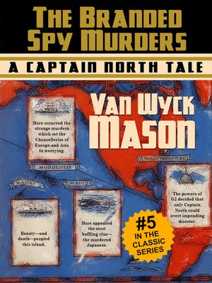 cover image of The Branded Spy Murderst