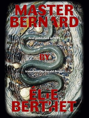 cover image of Master Bernard (Maitre Bernard)