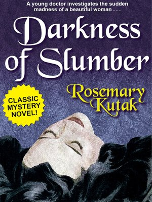 cover image of Darkness of Slumber