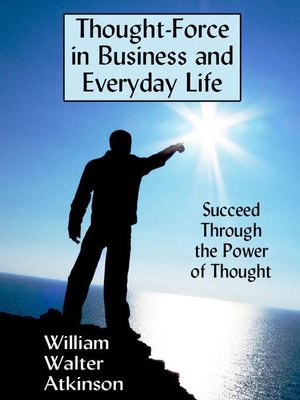 cover image of Thought-Force in Business and Everyday Life