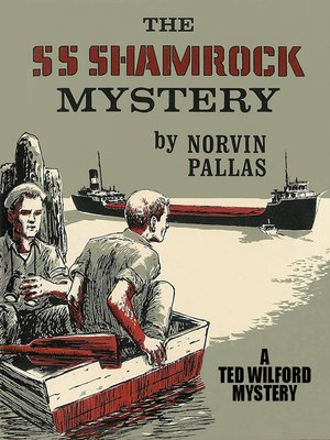 cover image of The S.S. Shamrock Mystery
