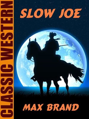 cover image of Slow Joe