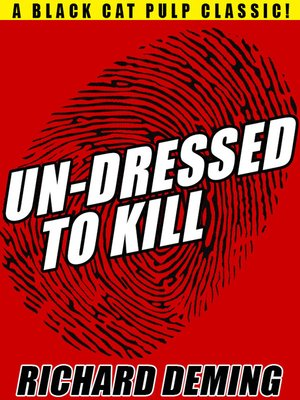 cover image of Un-Dressed to Kill