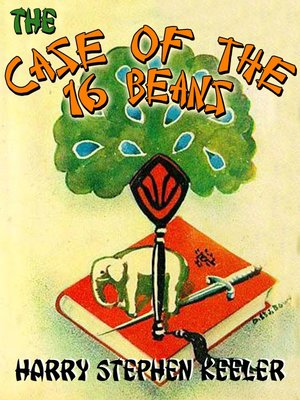 cover image of The Case of the 16 Beans