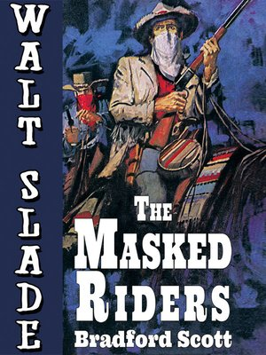 cover image of The Masked Riders