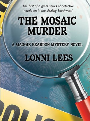 cover image of The Mosaic Murder