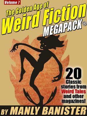 cover image of The 7th Golden Age of Weird Fiction