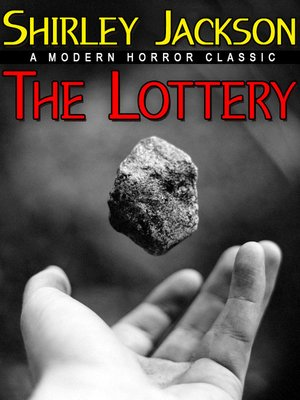 cover image of The Lottery