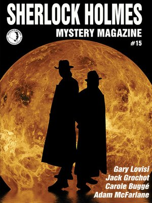 cover image of Sherlock Holmes Mystery Magazine, Volume 15