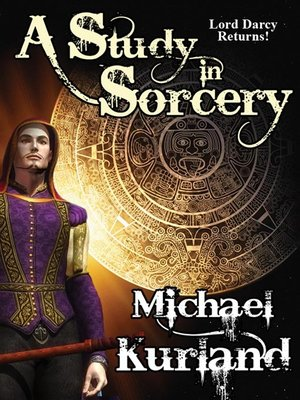 cover image of A Study in Sorcery