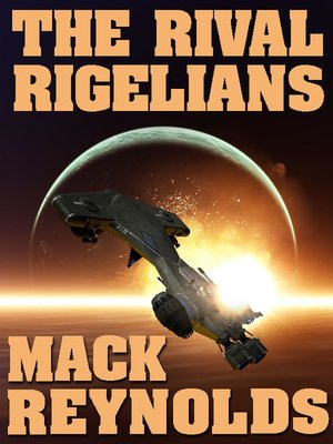 cover image of The Rival Rigelians