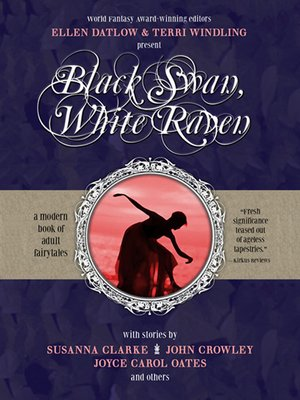 cover image of Black Swan, White Raven