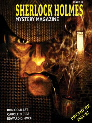 cover image of Sherlock Holmes Mystery Magazine, Volume 1