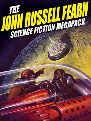 cover image of The John Russell Fearn Science Fiction Megapack